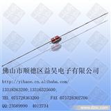 厂家直销MF58 玻封型热敏电阻 阻值100K B值3950 精度 ±1%