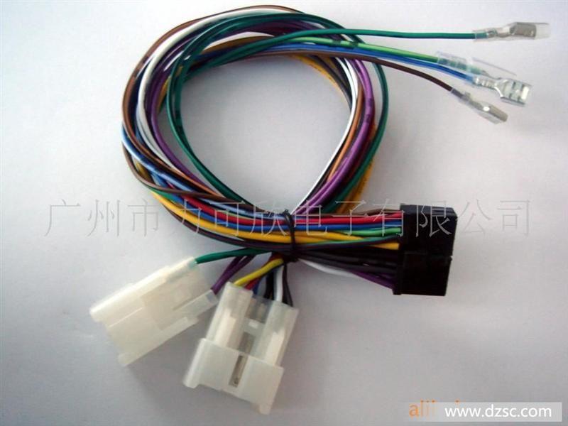 汽车连接线(图) 汽车音响连接线束, 汽车线束公司