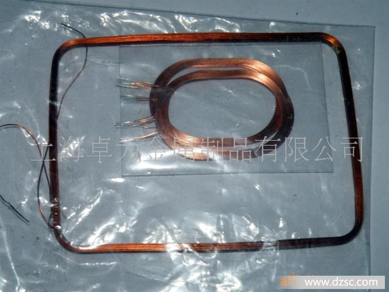 电子锁感应线圈 图