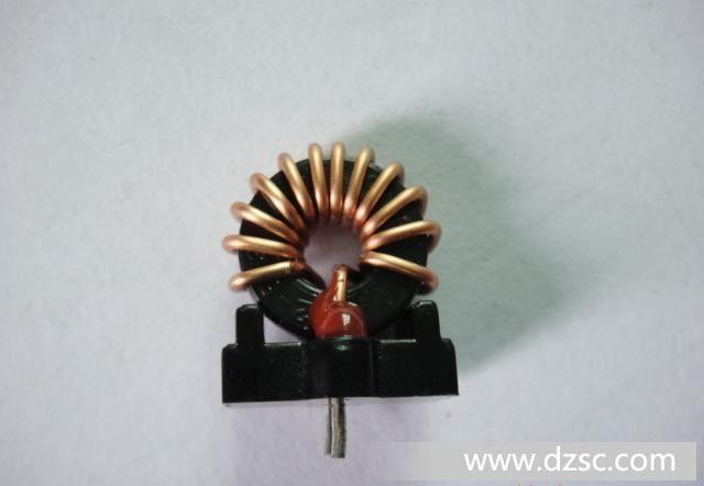 [图]供应非晶体磁环电感100uH,维库电子市场网