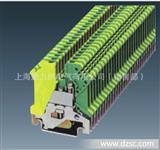 瑞奇科技 RJ-G3 接地端子 (UK)轨道式接线端子 宽度: 5.2 mm