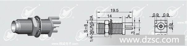 ppt囹�a����b�9���ke_供应sma-50ke-16射频同轴连接器
