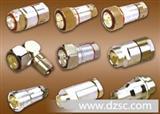 低价各种同轴电缆连接器