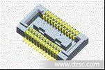 板对板连接器,间距0.4mm,配合高度1.5mm,母座(BTB连接器)
