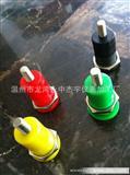 回型安全插座 香蕉插座4mm 安全型插座 螺纹 4种颜色