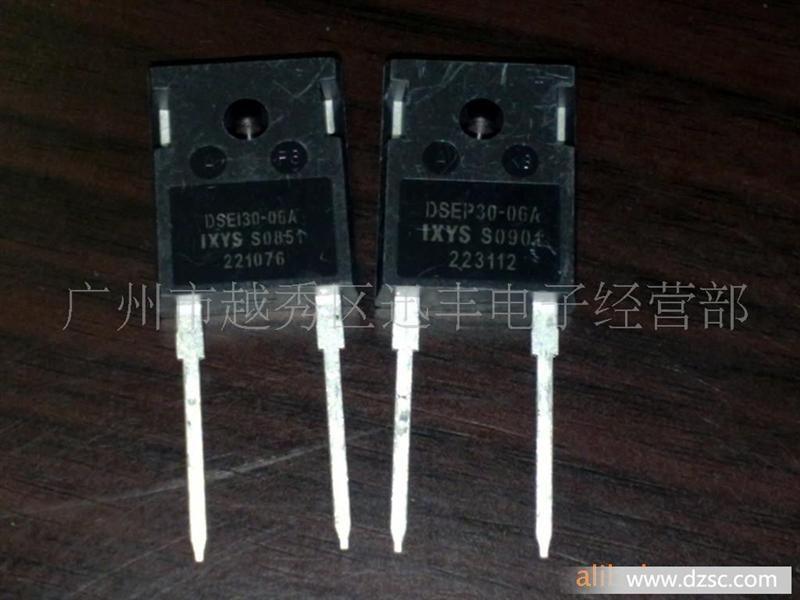 供应快恢复二极管.DSEP30-06A >>供应快恢复二极管....