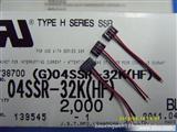 原厂 JST 04SSR-32K(HF)  无卤刺破式 间距1.0mm连接器