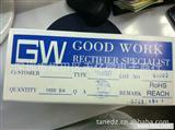 二极管 GW/MIC品牌 整流二极管 DO-214 1N4007