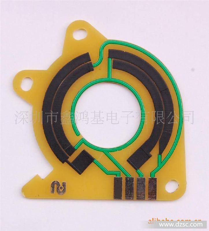 汽车角度传感器pcb/汽车电路板/汽车pcb厂家