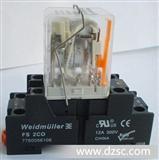 【原装正品】魏德米勒继电器 DRM270024LT 专业代理