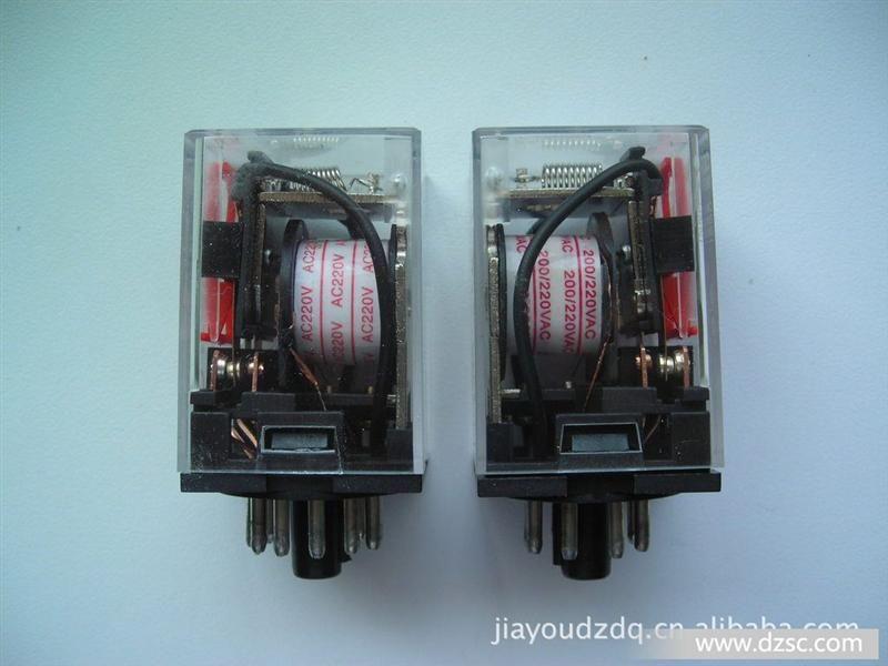 小型中间继电器mk2p-i/ac220v