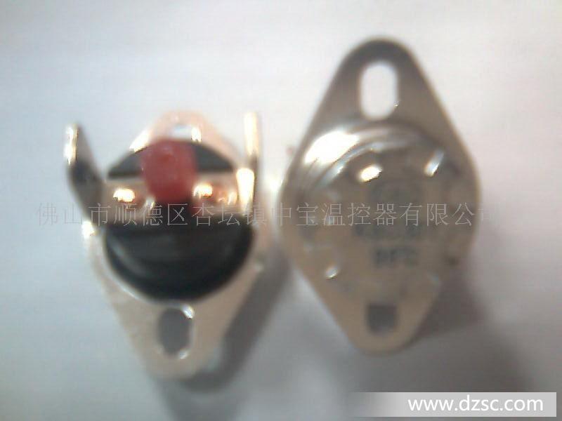饮水机温控器多少钱_KSD301电木手动复位突跳式温控器价格信息