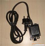 GS防水电源适配器  法国防水插变压器  AC12V