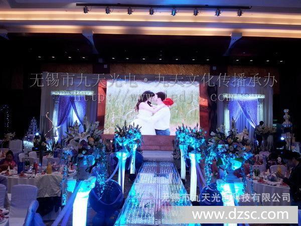 婚庆led背景图片