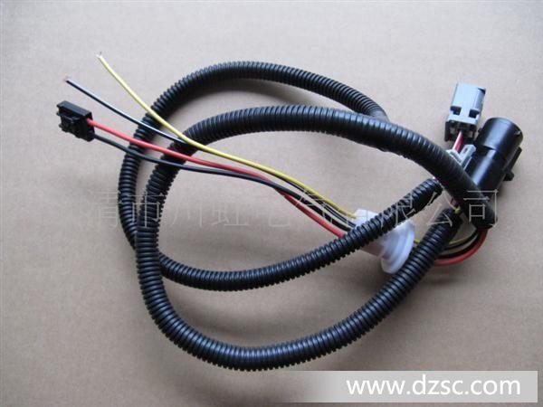 生产加工汽车音响线束,空调线束,继电器线束,电机线束