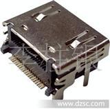 厂家低价直销 HDMI外壳 hdmi连接器 HDMI插座 高清连接器接口