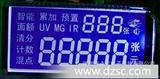 深圳市点虹电子段码液晶显示模组、点钞机用段码LCD屏 、LCM模块