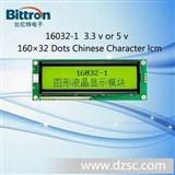 LCD16032液晶显示模块_中文字库液晶屏_LCD_LCM