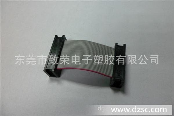 1.27*2.54IDC30P排线(客户电气制定)图纸图纸acc图片