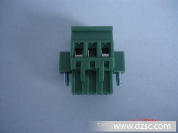 【专业生产供应】供应灰色端子台(诚信经营 品质服务) 一、 电连接器分类、结构 1. 连接器常用的分类方法是: 1)按外形分:圆形电连接器、矩形电连接器。 端子截面图(欧卡光学)圆形电连接器由于自身结构的特点在军事装备上(航空、航天)用量最大。矩形电连接器由于其结构简单更多的是用于电子设备的印制线路板上。 2)按结构分: 按连接方式:螺纹连接、卡口(快速)连接、卡锁连接、推拉式连接、直插式连接等; 按接触体端接形式:压接,焊接,绕接;螺钉(帽)固定; 按环境保护分:耐环境电连接器和普通电连接器 3)按用途