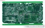 四层喷锡线路板/多层高精密PCB线路板多层安防主板电路板厂家