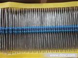 【工厂店】1/4W0.25W电阻碳膜金属膜电阻全系列