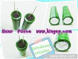 2.7V2F超级电容,插件小电容 手摇发电手电筒