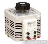 单相调压器德力西TDGC 1K接触调压器家用调压器变压器