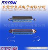 TYCO/AMP/57(CN)系列-50简易母后铆3.0通孔螺母附耳焊线连接器