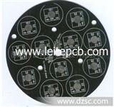 单双面PCB铝基线路板;单面铝基板1170*20.5*1.0日光灯铝基板