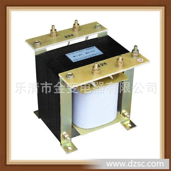 NBK控制变压器 一、产品特点NBK(BK) 系列控制变压器是在国内BK系列控制变压器基础上,经过多年来进一步吸收国内外同类产品的优点,采用先进工艺和严谨设计进行制造,并优选国内外先进方法接线端子,具有性能良好、工作可靠、耗能低、体积小、接线安全、适用性广等特点,是一种理想的变压电源。本公司NBK产品已获国家专利产品称号。二、产品用NBK(BK)系列控制变压器(以下简称变压器)适用50-60HZ,额定电源电压不超过1000V的交流电路中,作为机床和机械设备的控制电源,工作照明及信号灯电源,也可作为小型电源