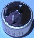 电位器330K∩  圆形13*9