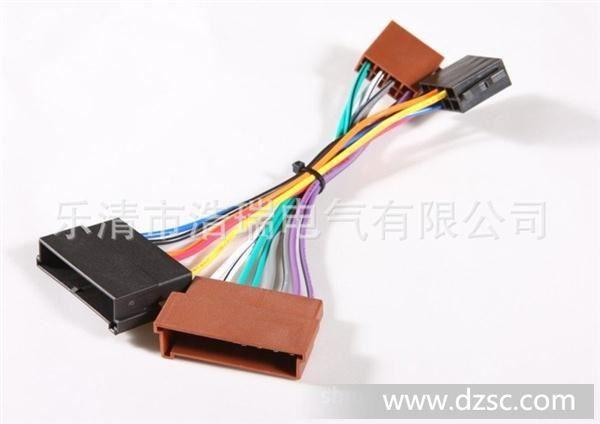 福特汽车音响线束系列/汽车线束/线束连接器 汽车连接线束