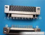 SCSI接口50针母座 90度插座连接器 伺服器接口CN
