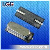 贴片石英晶体谐振器HC-49SMD