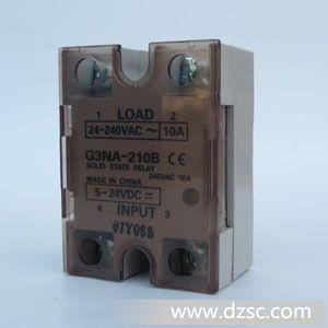 销售科通ckele牌仿omron型g3na-d210b单相直流控制直流固态继电器图片