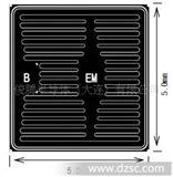 厂价直销高速 高压 开关三极管芯片 5.0*5.0