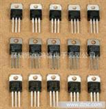 原装ST 国产三端稳压三极管AMS1117ADJ SOT-223 可调电压