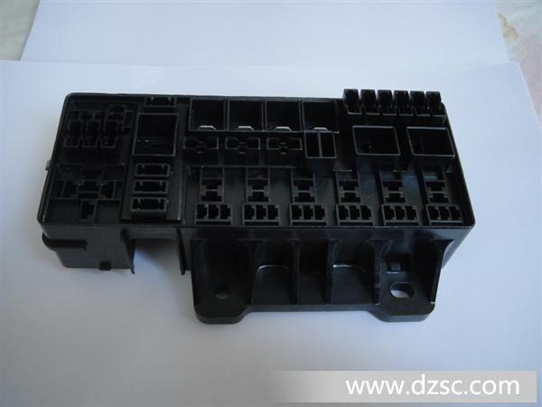 汽车保险丝盒cm5-1236301/pa66黑/汽车保险丝盒