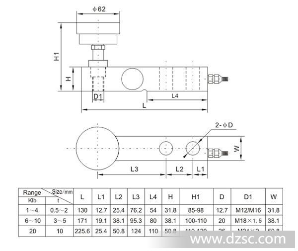 tjh-1箔式 材料晶体结构:单晶 线性 长期供应tjp-1应变式压力传感器