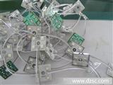 户外LED模组   铁壳4灯防水食人鱼模组
