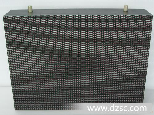單色led顯示屏(模組)    供應義烏全防水led電子屏 戶外密封箱體p10圖片
