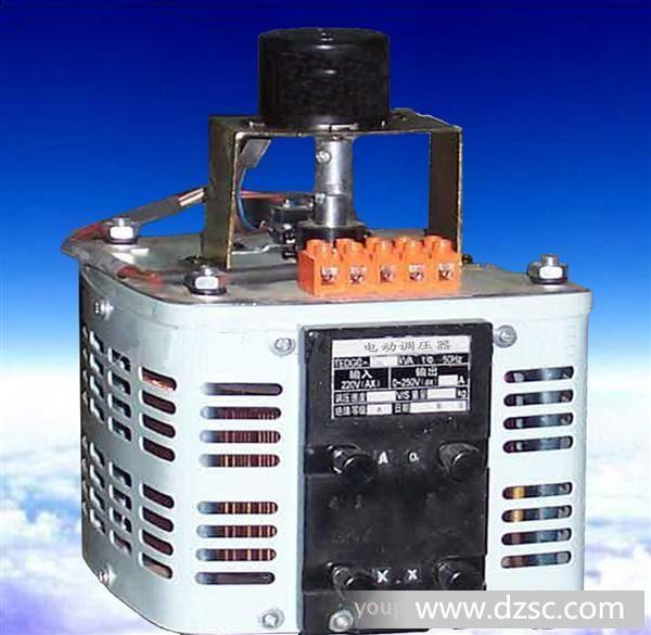 厂家直销单相自耦调压器TDGC2 0.5KW 友彭欢迎新老顾客来电咨询图片