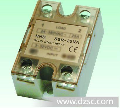 特价供应anv调压固态继电器ssr-25va/25va-h