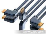 新款HDMI90度连接线线束