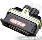 航空插件插头 多芯接插件 矩形插头座 CA20-JZ/KA 20芯