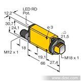 美国邦纳光电传感器MIAD9DQ  MINI-BEAM NAMUR型本安全传感器