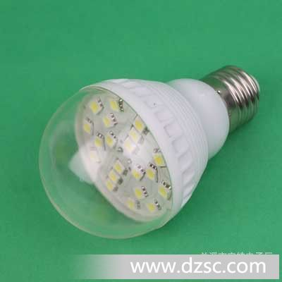 led节能灯配件 电路板 20led 5050贴片 线路板 直径 57mm
