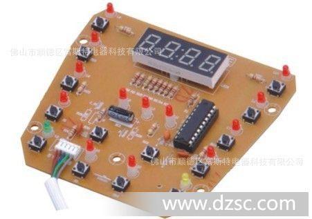 数码led电压力锅控制板 电压力锅控制器 电路板厂家图片