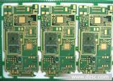 厂家直销刚性化金工艺PCB线路板,手机板